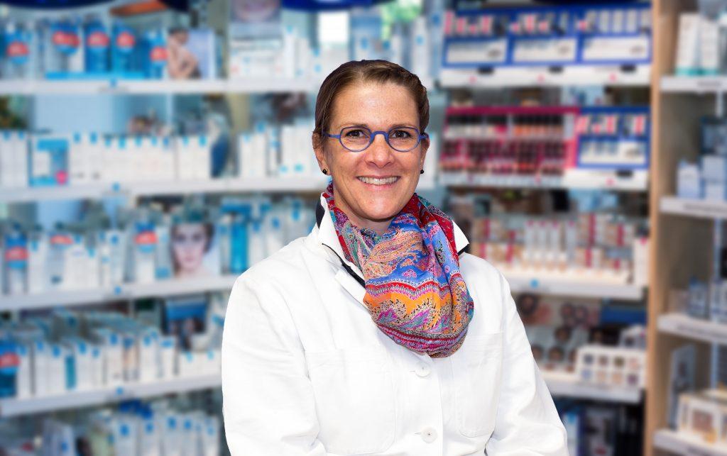 Apothekerin Barbara Packsack-Christmann